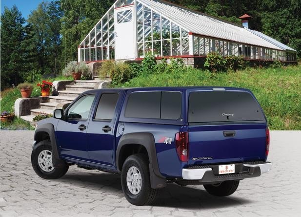 Ultimate Camper Shells Car And Truck Aftermarket Parts Restoration Chevy S 10 Gmc Sonoma