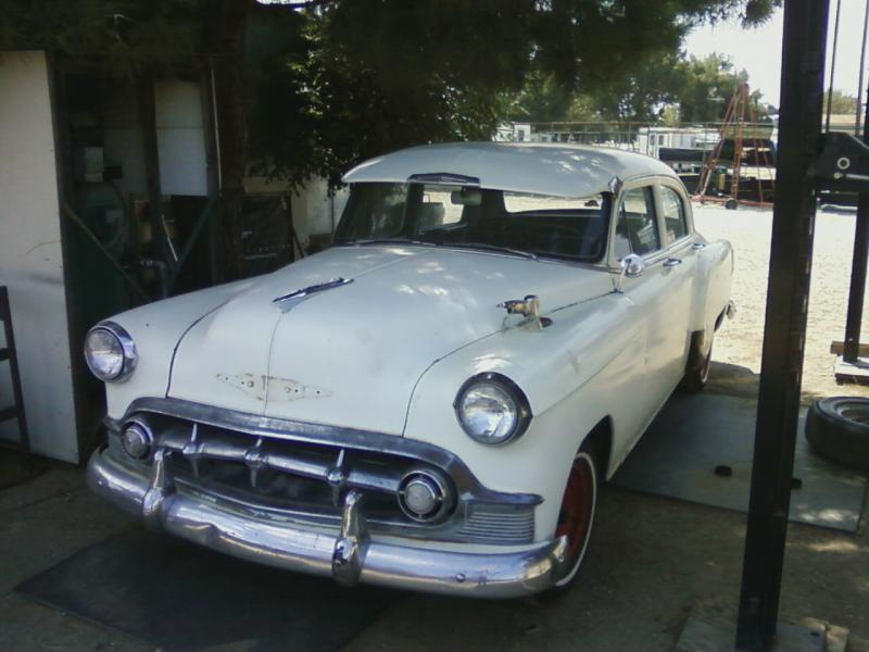Ultimate camper shells car and truck aftermarket parts and for 1953 chevy 4 door